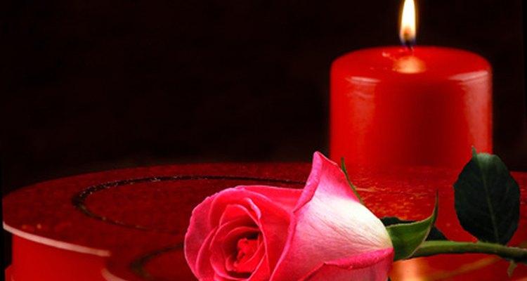 Sentimentos românticos podem ser expressados através de palavras que vêm do coração