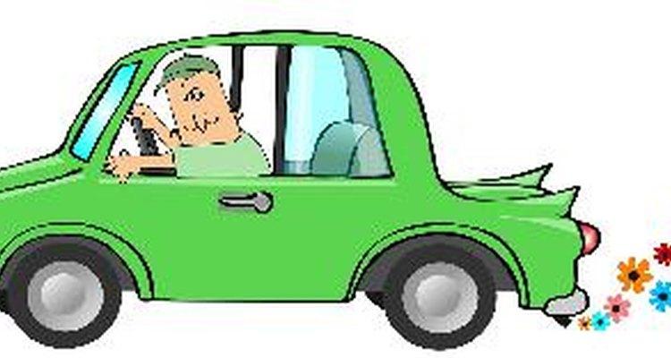 Elimine o mau odor do carro e volte a deixá-lo perfumado
