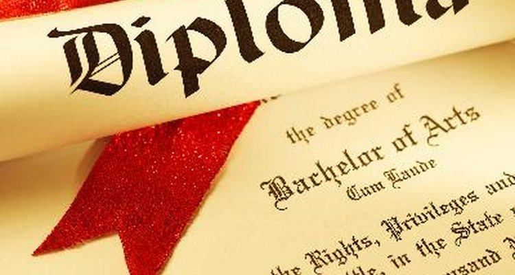 Enmarcar tu diploma es la forma de preservarlo del paso del tiempo