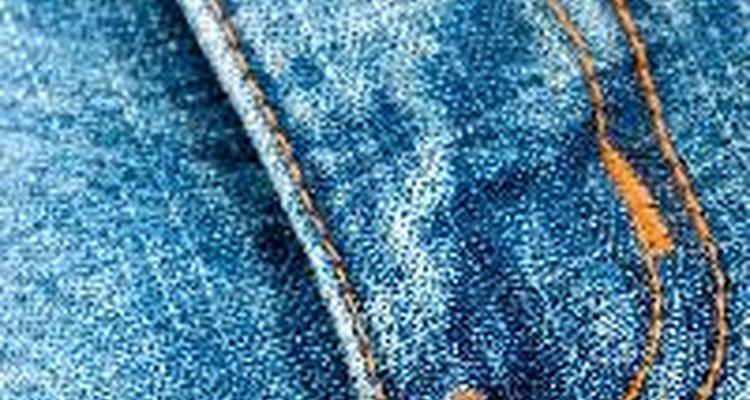 Los jeans de corte suelto (