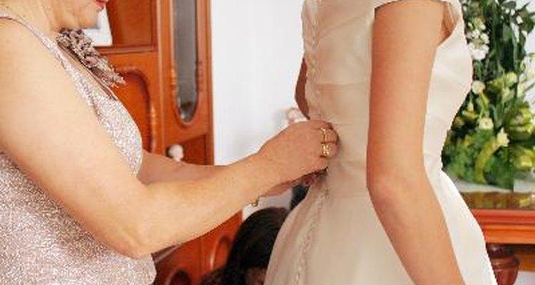 El día de la boda es un acontecimiento monumental para la pareja.