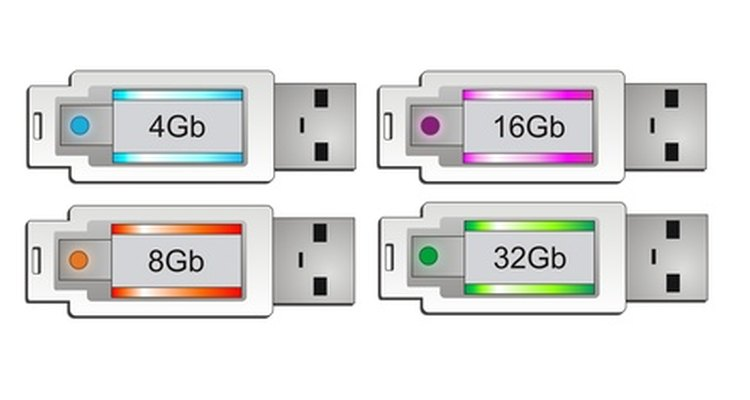 Pen drives USB