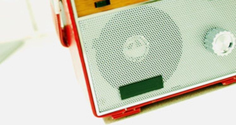 Há centenas de sistemas de polias diferentes, para diversos rádios