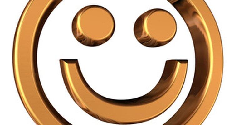O Outlook permite incluir carinhas felizes em mensagens de e-mail