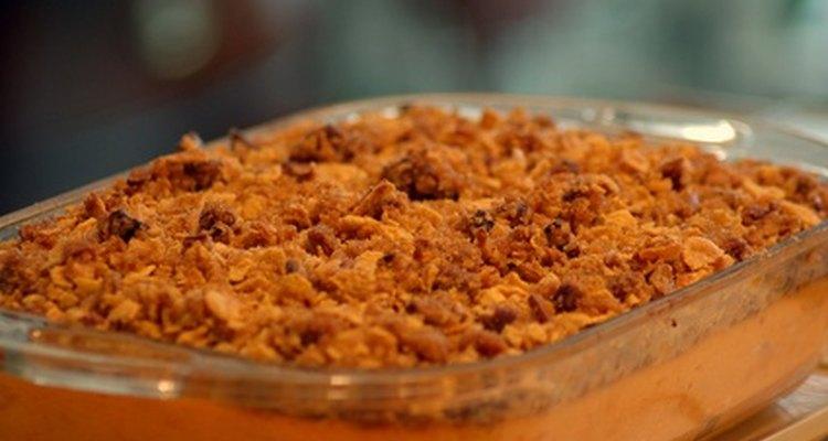 Las versátiles batatas pueden ser usadas en platillos salados y dulces.