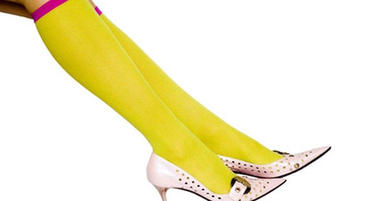 Se espera que los modelos de pie mantengan sus pies en buenas condiciones.