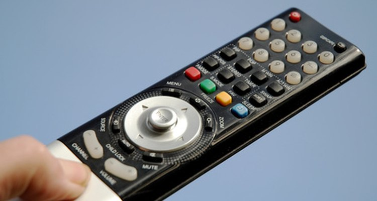 Use your cable box's remote to access the cable box settings.