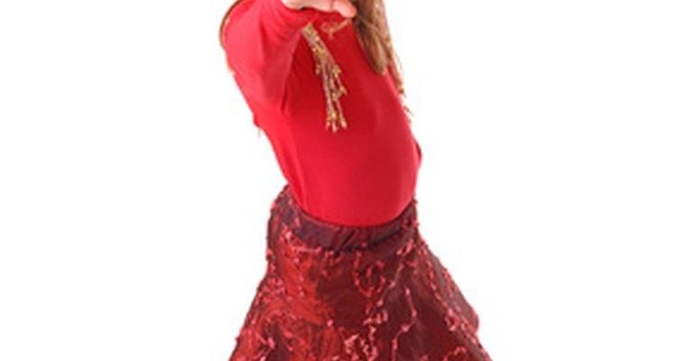 Bailar le permite a los niños realizar la actividad física que ellos necesitan.