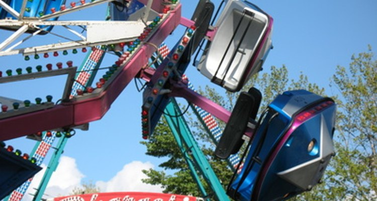 There is a lot to offer at carnivals and festivals.