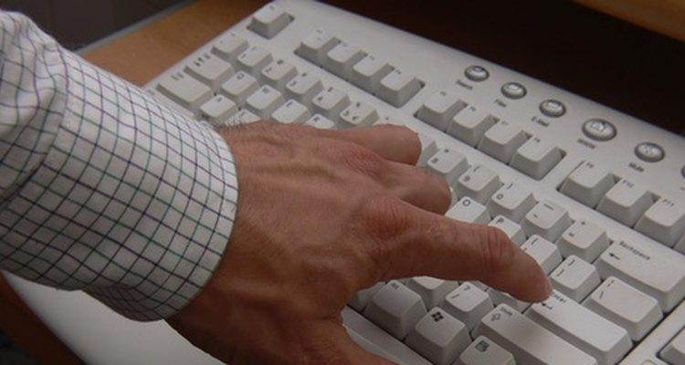 Utilize seu teclado para apagar páginas em um documento do Writer