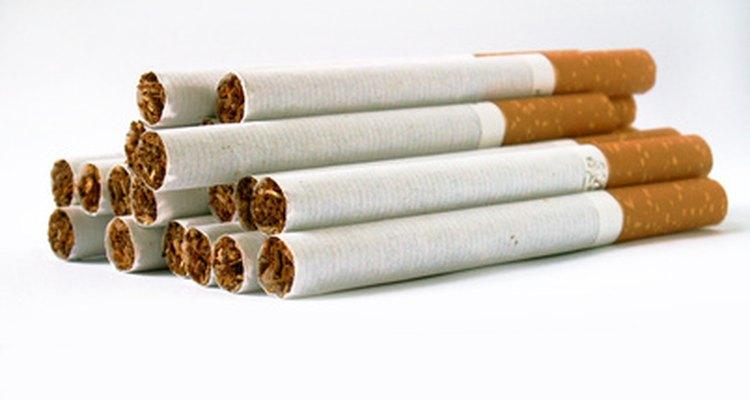 Muchos no saben exactamente que está dentro de cada pequeño cigarrillo.