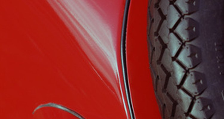 Painting materials for a car may range from £650 to £975.