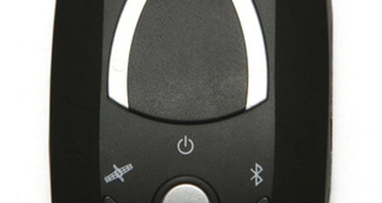 Encontre um transmissor de GPS que esteja sendo utilizando para transmitir a localização do seu veículo