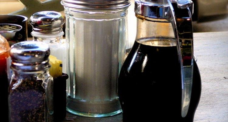 Almacena tus condimentos correctamente para conservar su sabor.
