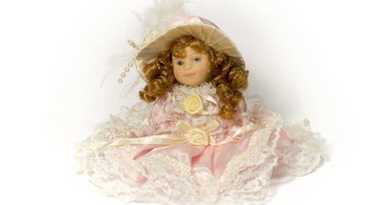 A smoke smell in your doll's hair can decrease the value.