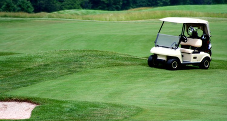 Greenkeepers care for golf courses.