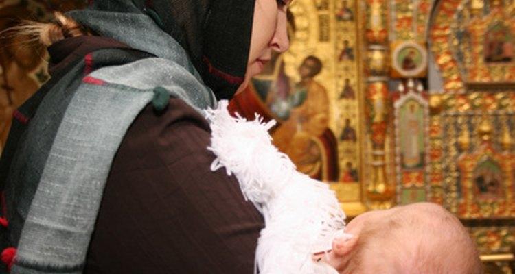 Una madrina le da guía espiritual a su ahijado