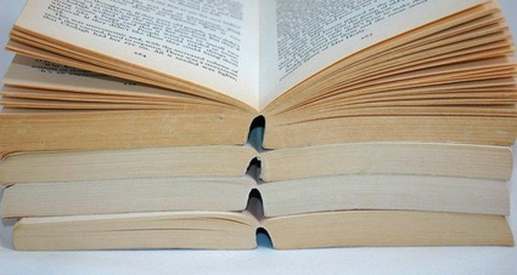 A lombada é a espinha dorsal de uma brochura ou de um livro de capa dura