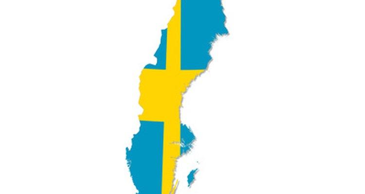 Las leyes de Suecia de inmigración aplican a personas de países no nórdicos.