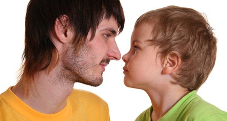 La elección de tus palabras influencia el vocabulario de tu hijo.