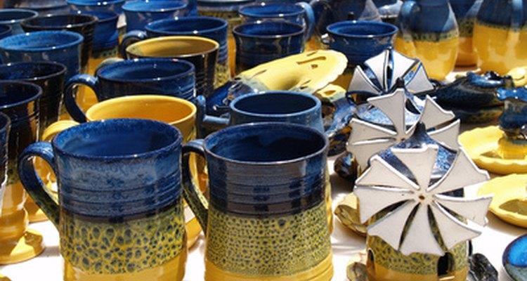 Aprenda a fazer cerâmicas em um forno caseiro