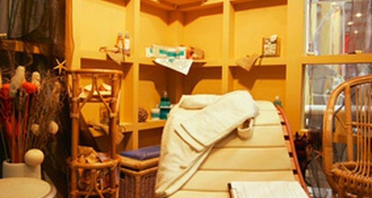 Un spa debe ofrecer a sus clientes un tranquilo y sereno entorno para su relajación.