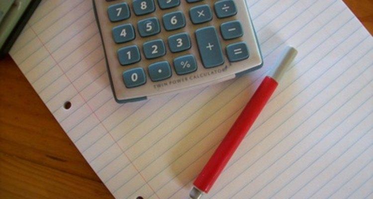 A pontuação do TOEFL pode ser calculada em alguns passos simples