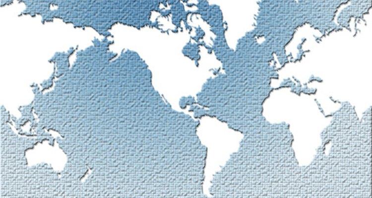 El orden y la comparación de tamaños entre los océanos es una actividad que involucra a los estudiantes en las clases.