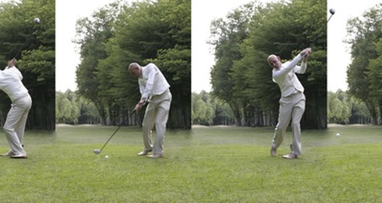 Practicing helps golfers to perfect their swings before they head to the golf course.