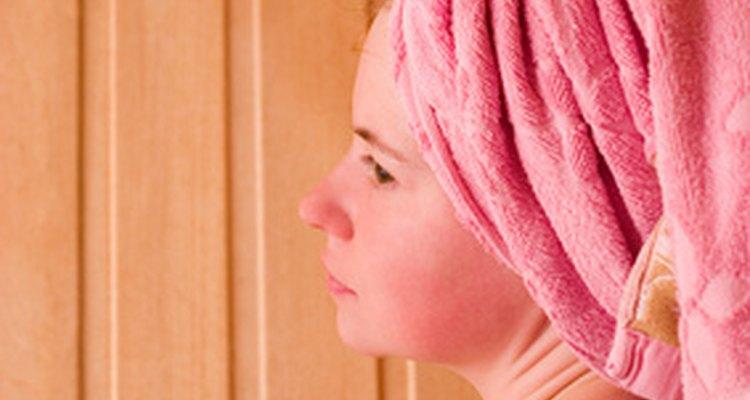 La sauna no curará tu resfriado, pero puede ayudarte a prevenirlo.