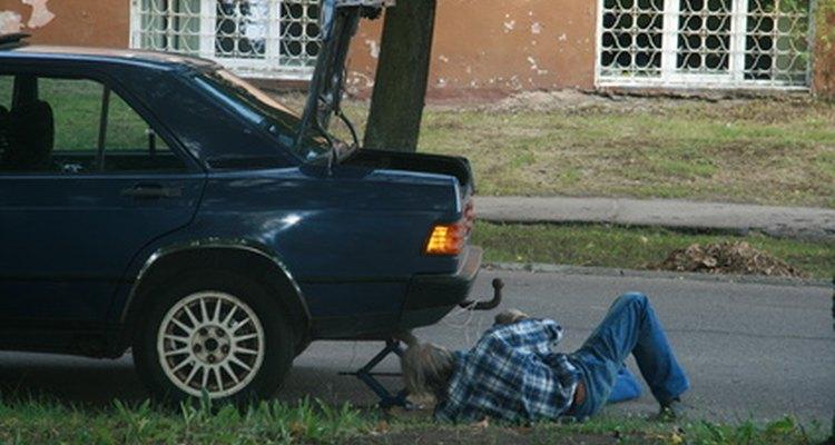 Get rid of old brake pads properly.
