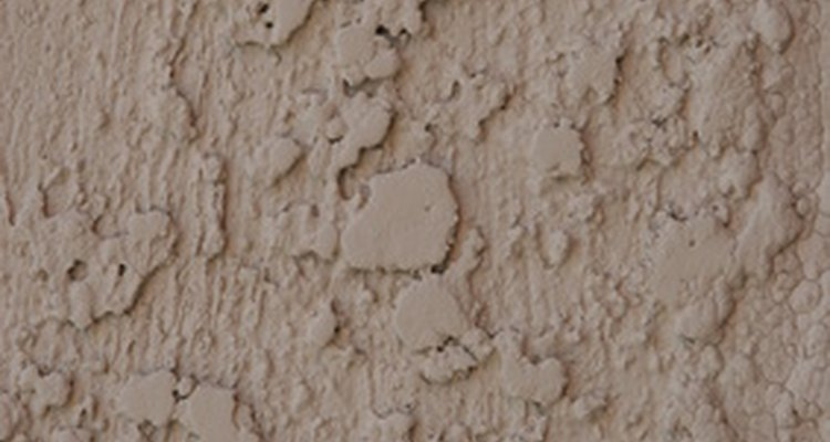 A roughcast finish on a house will last a long time.