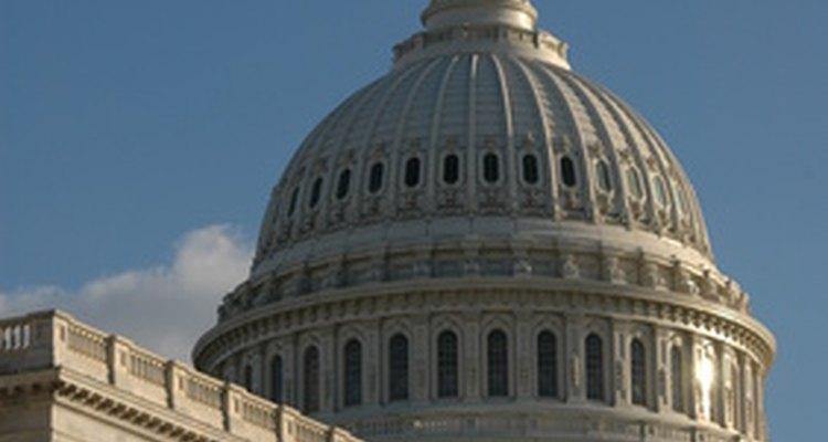 El Capitolio de Estados Unidos tiene una larga historia.