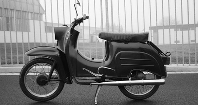 Although mopeds lack the visual appeal of a motorcycle, you can still make yours sound like one.