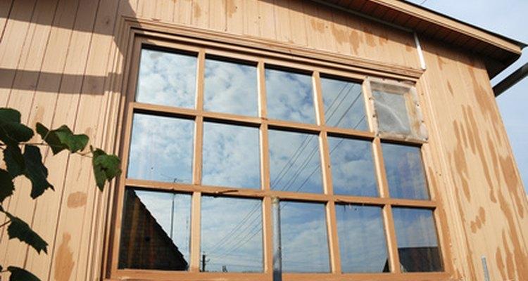 Pequenas janelas podem usar vidros com espessura de 8 mm