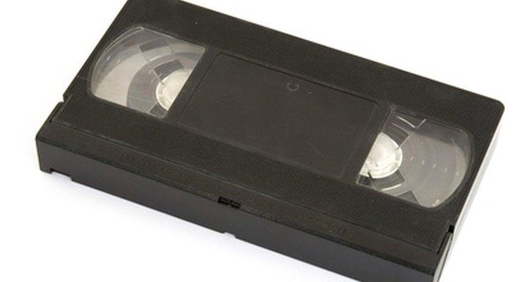 Fitas defeituosas causam problemas em video cassetes
