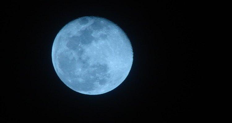 Selene era la diosa griega de la luna.