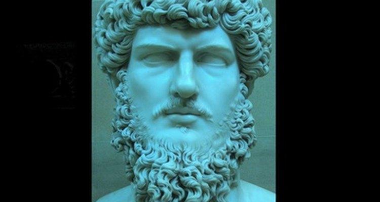 Algunos héroes griegos eran hijos de mortales con dioses.
