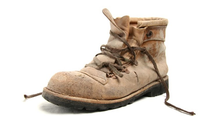 Steel toe work boots have a steel cap in the toe, hence the name.