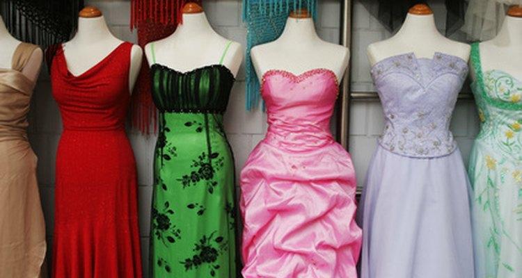 Hay diferentes tipos de vestido para diferentes ocasiones.