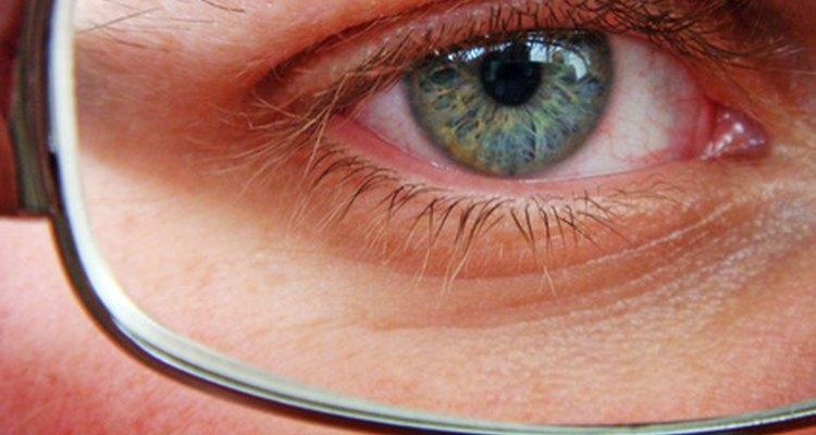Lleva algo de tiempo adaptarse a un par de lentes nuevos.
