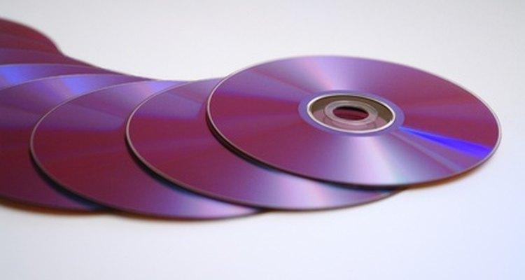 Los CDs tienen una muestra de 44.100 hercios, lo que hace que determinar su frecuencia de muestreo sea bastante sencillo.