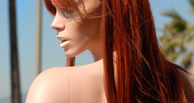 El cabello teñido requiere de cuidados especializados.