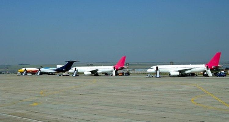 Conhecer o aeroporto mais próximo pode te poupar uma quantidade significativa de tempo