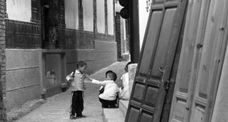 Los juegos infantiles tradicionales chinos influyeron en las actividades de los niños occidentales.