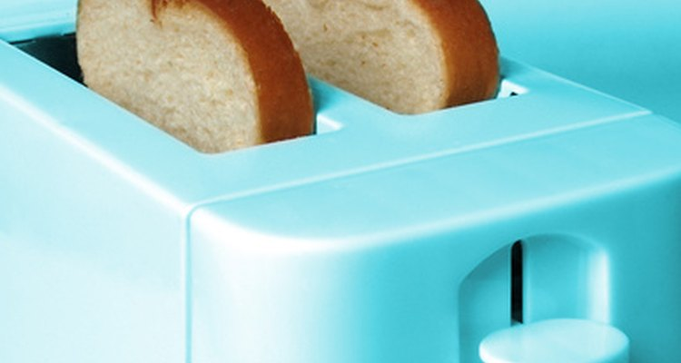 If your toaster didn't have an electromagnet, your bread would not stay down for proper toasting.