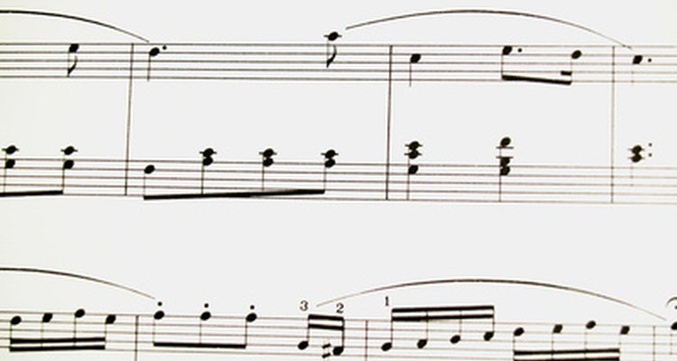 It's possible to import sheet music into musical notation software to edit.