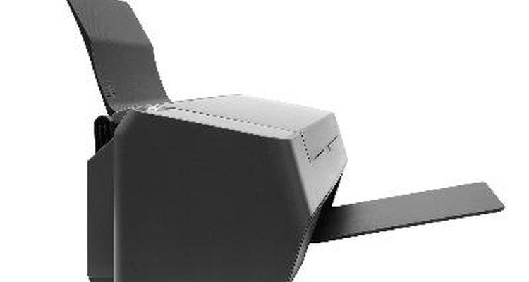 Impressoras sem fio se conectam ao computador (ou computadores) através de um roteador