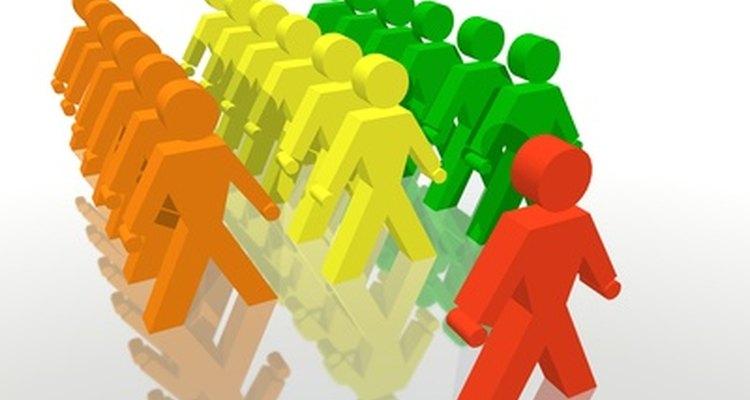 Un líder es un ejemplo a seguir por los demás.