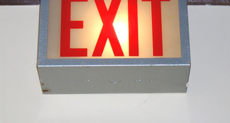 Troubleshooting emergency exit signs can be done quickly
